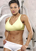 Female bodybuilder Exotica